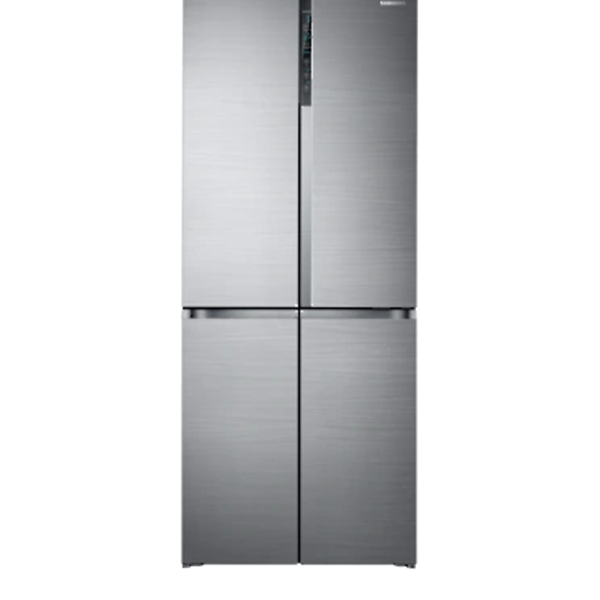 Samsung|RF50K5920SL|540L|French Door|Triple Cooling|Silver