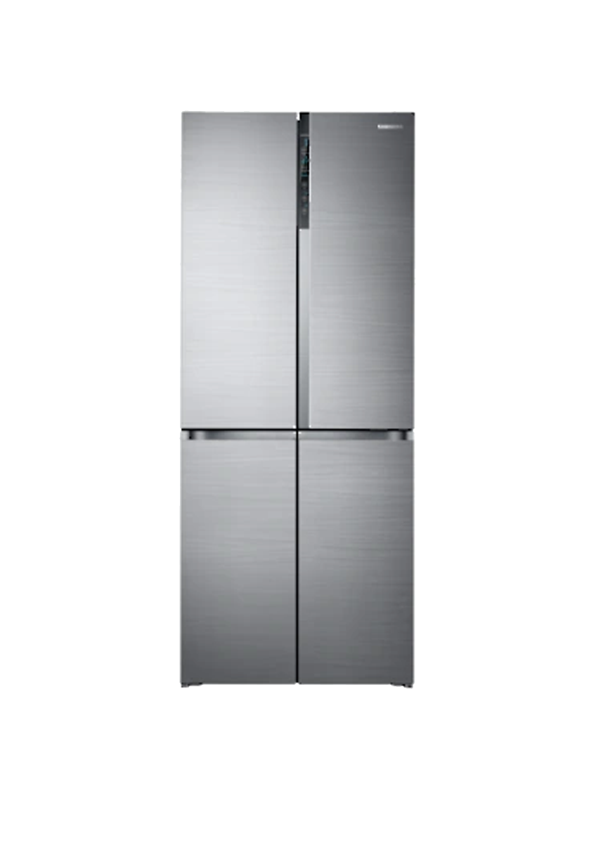 Samsung RF50K5920SL 540L French Door Triple Cooling Silver